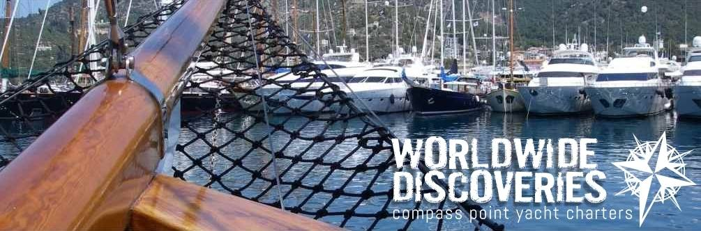 worldwide discoveries